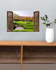 Golf Poster 2 D3 17x11 Poster poster-landscape-17x11-lifestyle-24
