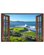 Golf poster 28 D4  17x11 Poster front