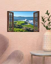 Golf poster 28 D4  17x11 Poster poster-landscape-17x11-lifestyle-22