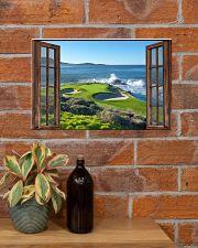 Golf poster 28 D4  17x11 Poster poster-landscape-17x11-lifestyle-23