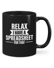 Accountant Mug 4 Mug front