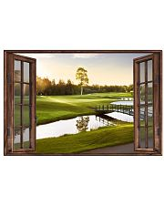Golf poster 6 D3 17x11 Poster front