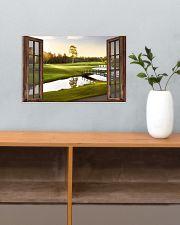 Golf poster 6 D3 17x11 Poster poster-landscape-17x11-lifestyle-24