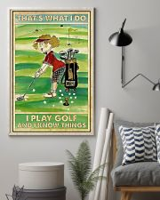 Golf poster 38 D2 11x17 Poster lifestyle-poster-1