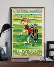 Golf poster 38 D2 11x17 Poster lifestyle-poster-2