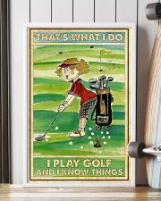 Golf poster 38 D2 11x17 Poster lifestyle-poster-4