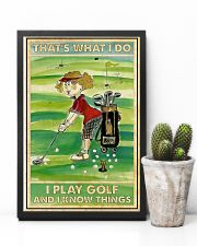 Golf poster 38 D2 11x17 Poster lifestyle-poster-8