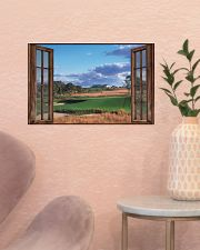 Golf poster 30 D4  17x11 Poster poster-landscape-17x11-lifestyle-22