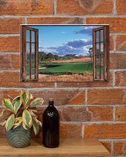 Golf poster 30 D4  17x11 Poster poster-landscape-17x11-lifestyle-23