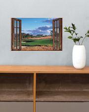 Golf poster 30 D4  17x11 Poster poster-landscape-17x11-lifestyle-24