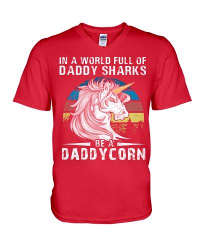 DADDY UNICORN T SHIRT