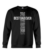 BEST DAD EVER - CROSS Crewneck Sweatshirt thumbnail