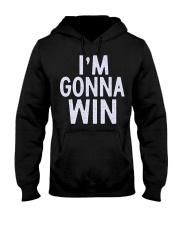 I'M GONNA WIN T SHIRT FUNNY GIFT MEN'S WOMEN'S KID Hooded Sweatshirt thumbnail