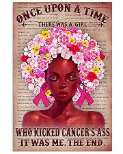 Breast Cancer Once Upon A Time 11x17 Poster front