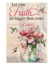 Let Your Faith Be Bigger Than Your Fears 250 Piece Puzzle (vertical) thumbnail