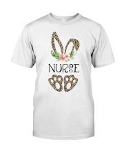 Rabbit Nurse Classic T-Shirt front