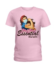 Nurse Ladies T-Shirt front