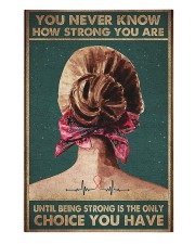 You nerver know how strong you are 250 Piece Puzzle (vertical) thumbnail