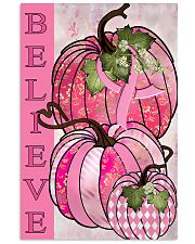 Breast Cancer Believe 11x17 Poster front
