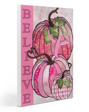 Breast Cancer Believe 20x30 Gallery Wrapped Canvas Prints thumbnail
