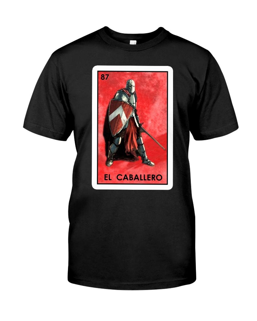 Loteria Caballero Knight Classic T-Shirt