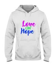 Love Live Hope Hooded Sweatshirt thumbnail