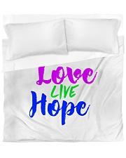 Love Live Hope Duvet Cover - King thumbnail