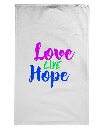 Love Live Hope