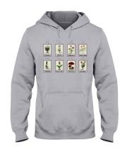 Seed packet Hooded Sweatshirt front