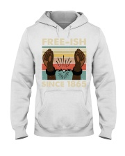 LIMITED EDTITION Hooded Sweatshirt front