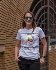 GUITAR LOVER 9 Ladies T-Shirt lifestyle-women-crewneck-front-2