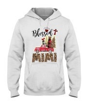 BLESSED MIMI Hooded Sweatshirt front