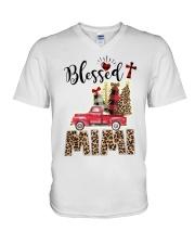 BLESSED MIMI V-Neck T-Shirt thumbnail