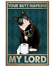 Your butt napkins my lord 11x17 Poster front