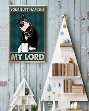 Your butt napkins my lord 11x17 Poster lifestyle-holiday-poster-2