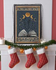 In this sacred space 11x17 Poster lifestyle-holiday-poster-4