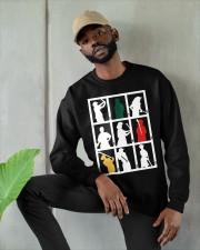 Limited edtion Crewneck Sweatshirt apparel-crewneck-sweatshirt-lifestyle-front-08