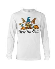 Halloween is coming Long Sleeve Tee thumbnail