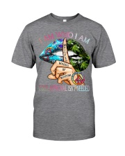 I am who I am Classic T-Shirt thumbnail