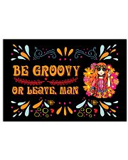 Be groovy or leave man 36x24 Poster thumbnail
