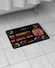 """Be groovy or leave man Bath Mat - 24"""" x 17"""" aos-accessory-bath-mat-24x17-lifestyle-front-07"""