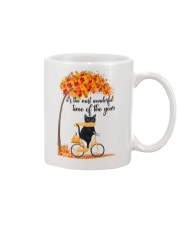 Autumn Cats Mug thumbnail