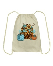 Halloween is coming Drawstring Bag thumbnail