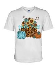 Halloween is coming V-Neck T-Shirt thumbnail