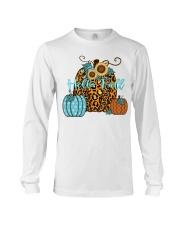 Halloween is coming Long Sleeve Tee thumbnail