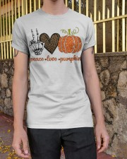 Halloween is coming Classic T-Shirt apparel-classic-tshirt-lifestyle-21