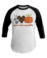 Halloween is coming Baseball Tee thumbnail