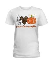 Halloween is coming Ladies T-Shirt thumbnail