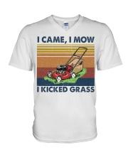 Farmer Life V-Neck T-Shirt thumbnail