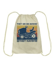 Farmer Life Drawstring Bag thumbnail